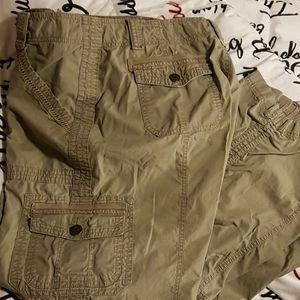 Cargo pants size 12